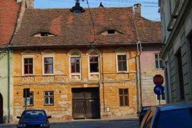 Eyes in Sibiu