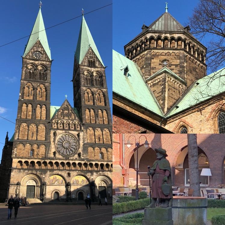 Bremen - Dom und Bibelgarten